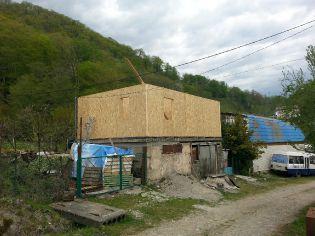 Дом в с. Нор-Луйс (г. Сочи)